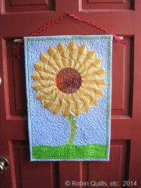 Robin Quilts, etc.: A New Front Door Decoration