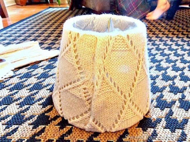 Sweater Lampshade2