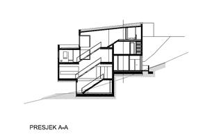 plano-corte-casa-2p-de-avp-arhitekti