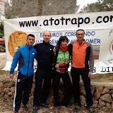 Media Maratón de Montaña Xàbia - Granadella Trail (17-Febrero-2013)