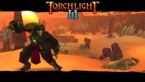 Torchlight II Mana Wates