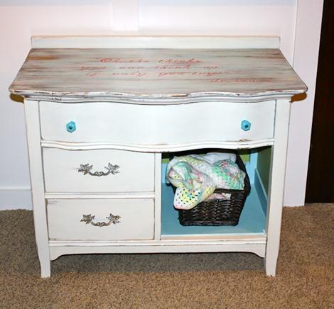 dr seuss nursery dresser