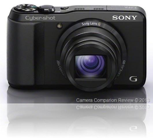 Sony-HX20V-front
