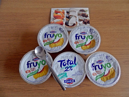 natural greek fruyo yoghurt review