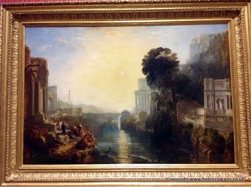 Turner  Dido building Carthage  1815 full