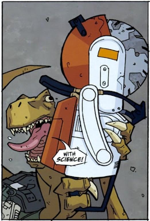 Doc Dinosaur