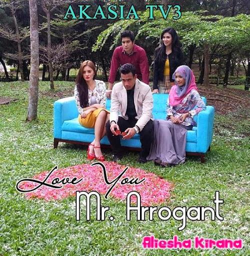 Love U Mr Arrogant