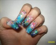 quick and easy nail design