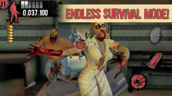 house of the dead overkill lr mod apk