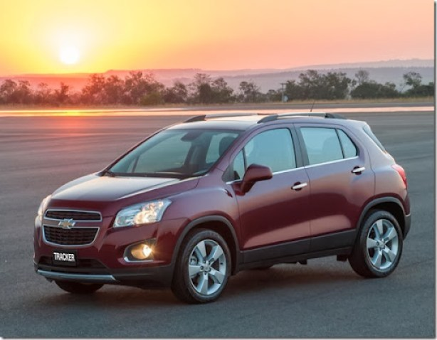 Chevrolet Tracker LTZ 2014 BR (10)