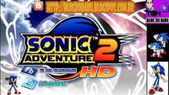 Sonic Adventure 2 HD - Live com o Daru