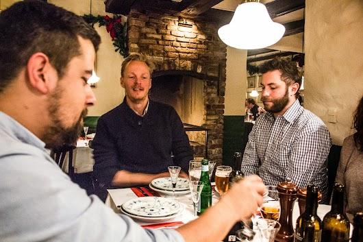 Julefrokost på Restaurant Kronborg - Mikkel Bækgaards Madblog