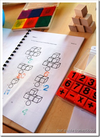 Lollipop Logic ~ Our Aussie Homeschool