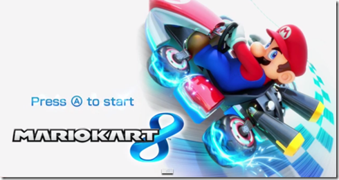 Mario Kart 8: Gameplay exclusivo por BRKsEDU