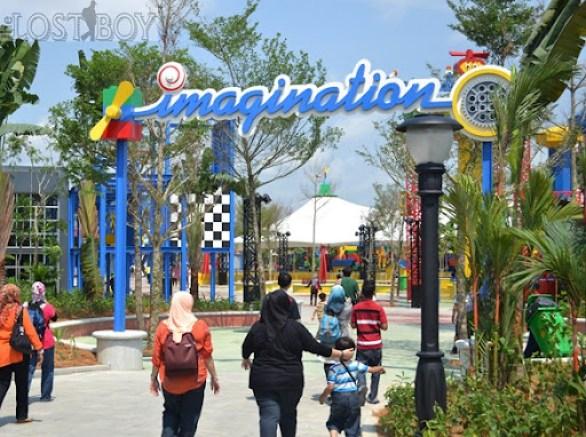 imagination legoland malaysia