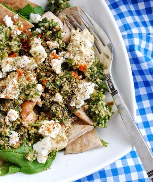 greek pita salad (24)