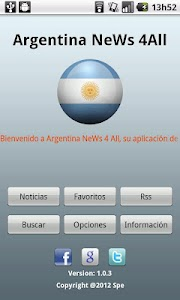 Argentina NeWs 4 All Pro screenshot 0