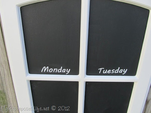 cupboard door chalkboard (17)