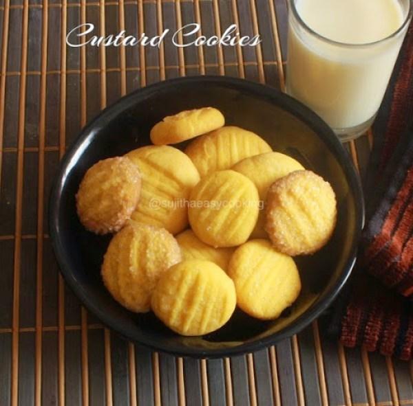 Custard Cookies3