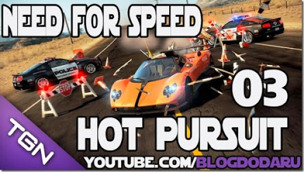 Need for Speed Hot Pursuit: Gameplay #03
