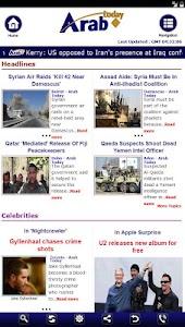 Arab Today screenshot 14