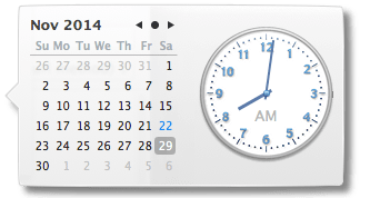Date and time picker2