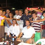 Antes de partir a Chamonix nos despedimos en Mutxamel (28-Agosto-2012)