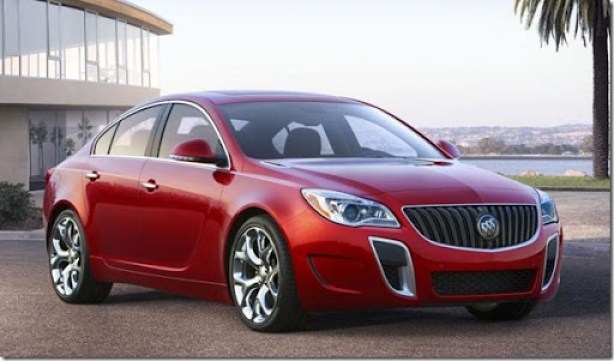 Buick Regal 2014 (2)