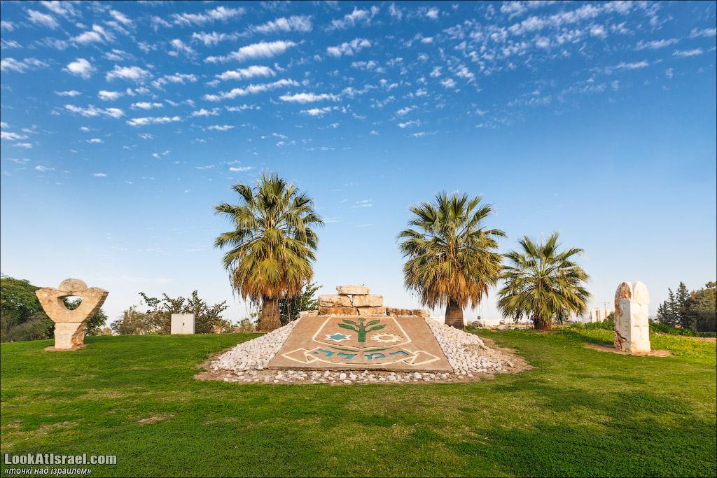 Точки над iзраилем - Рамле