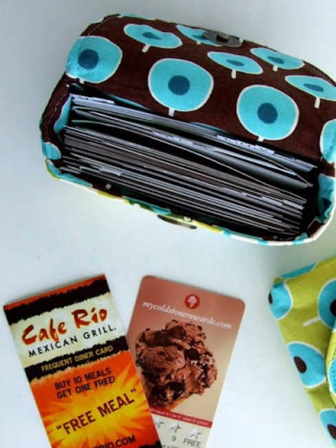 Loyalty Card Holder Pattern + Tutorial