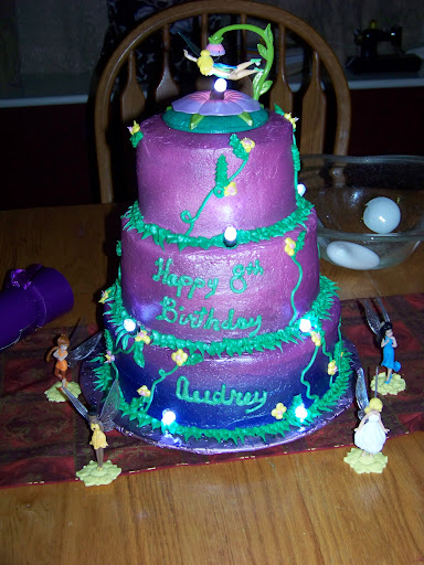 Tinkerbell Birthday Cake Cake Gallery Cakes We Have Made