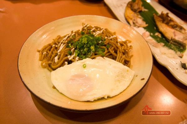 日本輕井澤日式炒麵