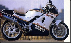 Honda VFR400R 87  2