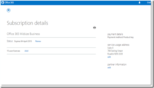 Activating Office 365 via Open – CIAOPS