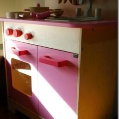 Hape Play Kitchen Ideas Pictures Incarl 德國hape愛傑卡 粉紅色廚房組 Costco購 Hape玩厨房