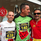 II Medio Maratón de Alcoy (6-Diciembre-2012)