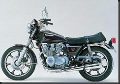 Kawasaki Z650LTD 79