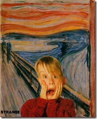 The Scream - Home Alone
