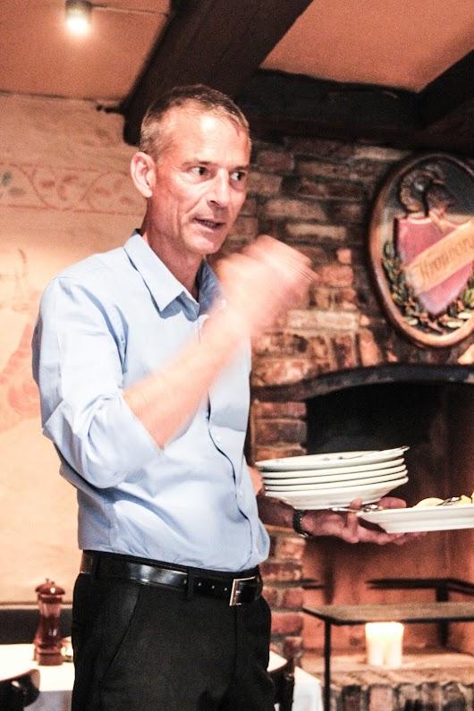 Kokken fra Restaurant Kronborg - Mikkel Bækgaards Madblog