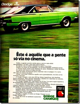 Dodge Charger 1971 II