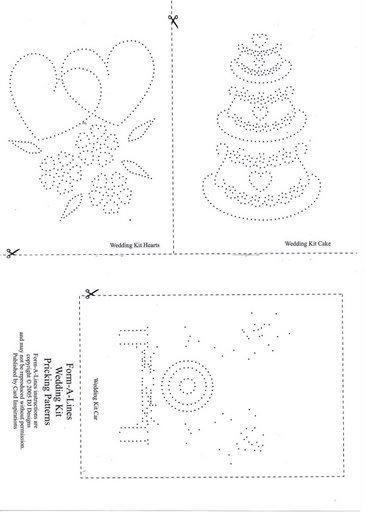 Stitching Cards Patterns