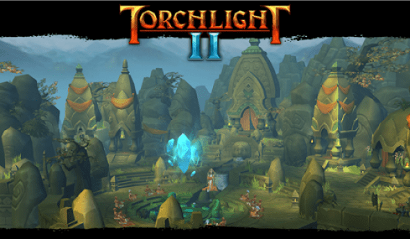 Torchlight II Estherian Enclave