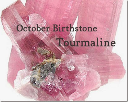 All about the October birthstone of Tourmaline
