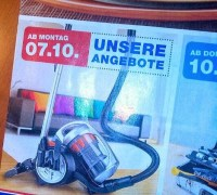 Produktinfo und Test: Aldi Staubsauger