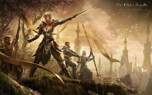 The Elder Scrolls Online 5