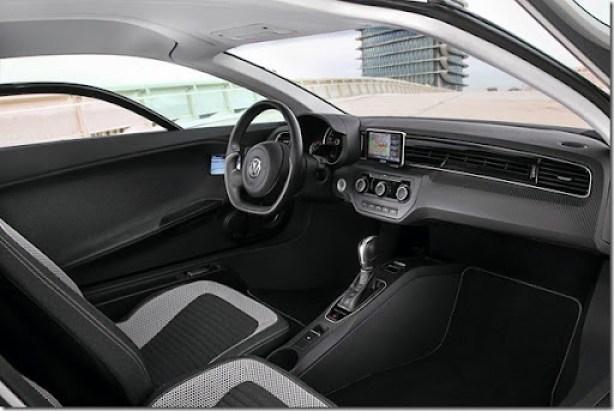 XL1 Interior