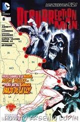 P00016 - Resurrection Man #8