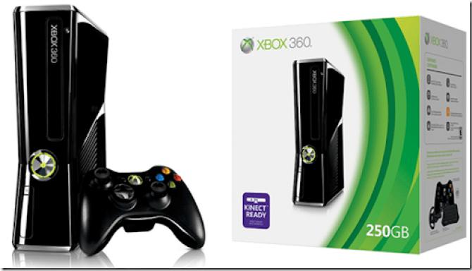 XBOX360 é o videogame mais vendido nos EUA nos últimos dois anos
