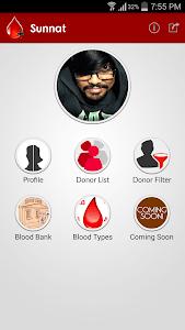 Blood Donor Finder (For BD) screenshot 2