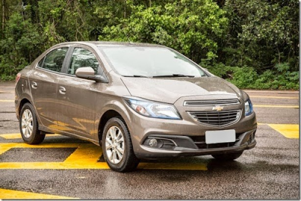 Chevrolet Prisma LTZ AT6 2014 (3)
